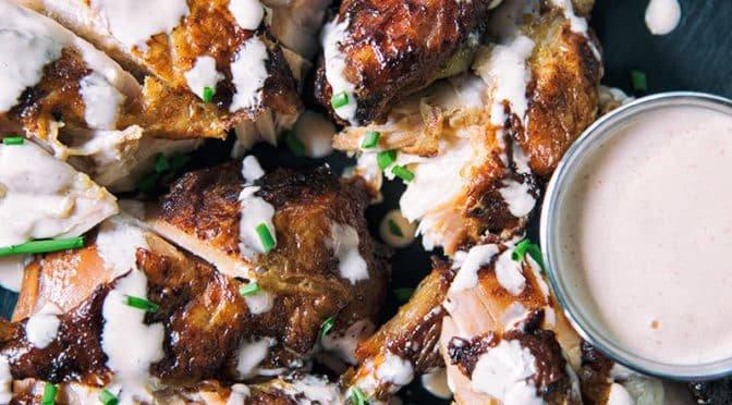 Receita Paleo – Molho de churrasco ao estilo do Alabama